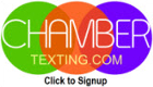 Sign-up for Chamber Texting